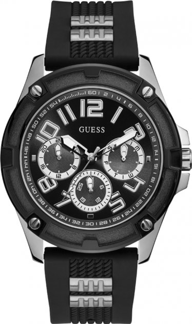 Чоловічий годинник Guess GW0051G1 - зображення 1