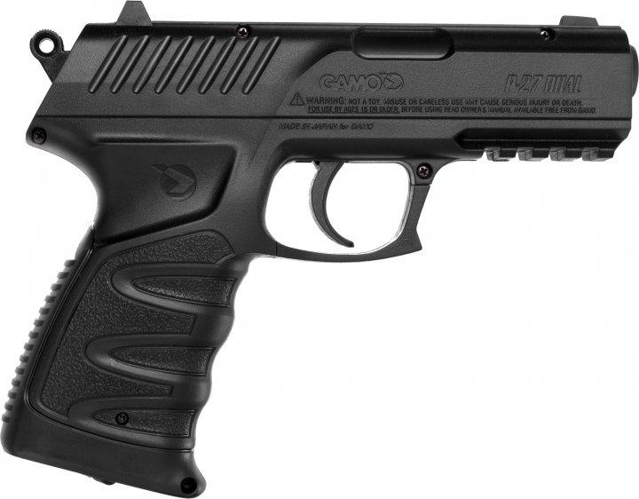 Пневматический пистолет Gamo P-27 (6111395) - изображение 1