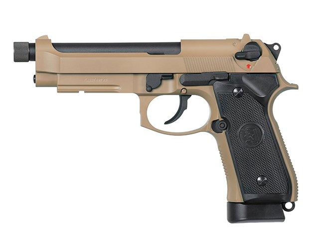 Пістолет KJW Beretta M9A1 CO2 Tan (Страйкбол 6мм) - изображение 1
