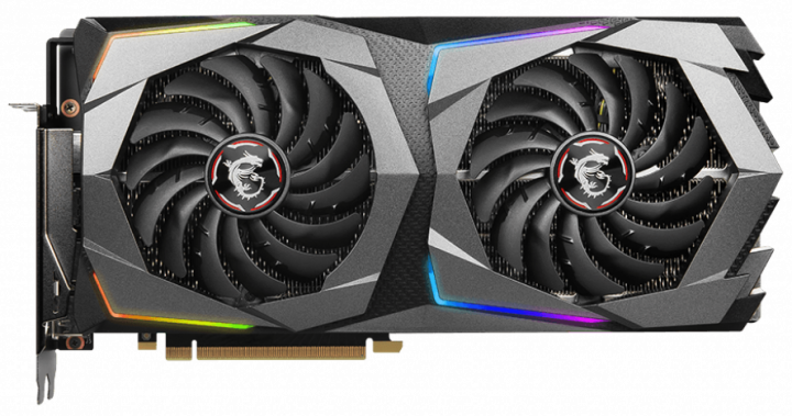 MSI PCI-Ex GeForce RTX 2070 Super Gaming X 8GB GDDR6 (256bit) (1800/14000) (HDMI, 3 x DisplayPort) (RTX 2070 SUPER GAMING X) - зображення 1