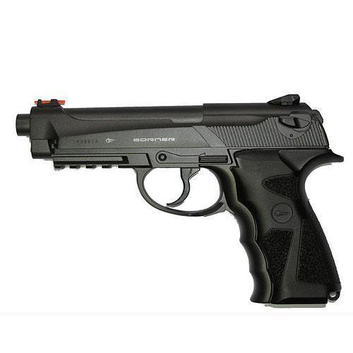 Пистолет пневматический Borner Sport 306m (Crosman C-31) - изображение 1