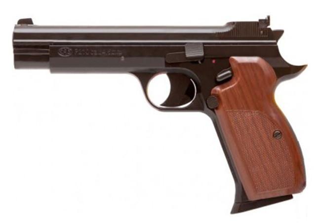 Пистолет пневматический SAS P 210 Blowback - зображення 1