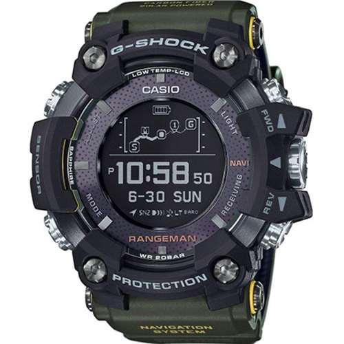 Годинник наручний Casio G-Shock CsG-ShckGPR-B1000-1BER - зображення 1