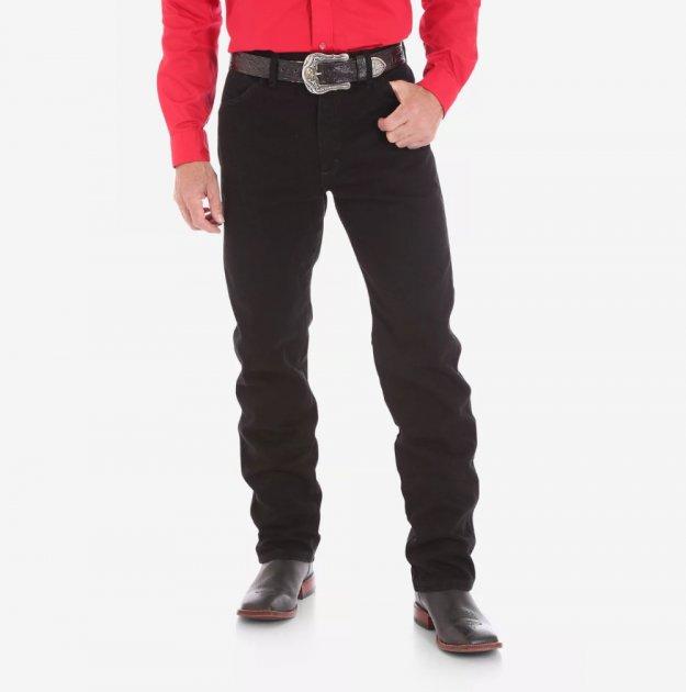 Джинси Wrangler Cowboy Cut Original Fit – Black Shadow W34 L32 (13MWZWK) - зображення 1