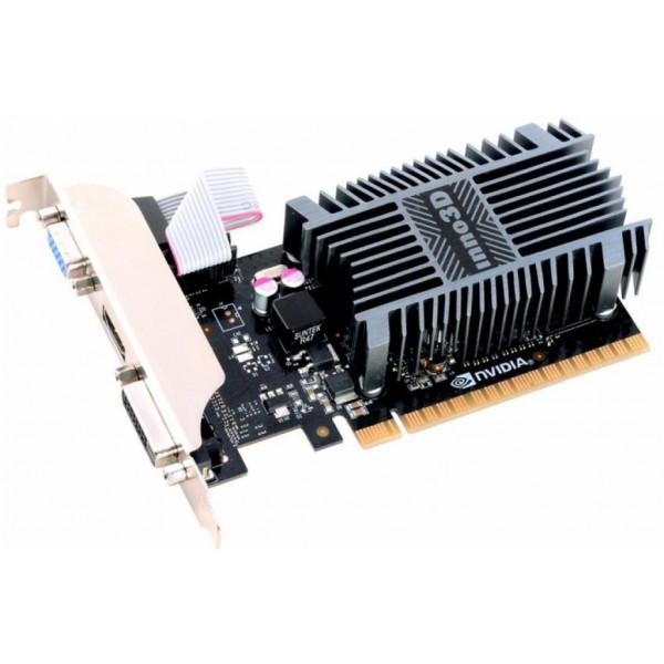 Відеокарта GeForce GT710 1024Mb INNO3D (N710-1SDV-D3BX) - зображення 1