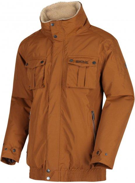 Куртка Regatta Ralston RMP278-2GS XXL Коричневая (5057538607312) - изображение 1