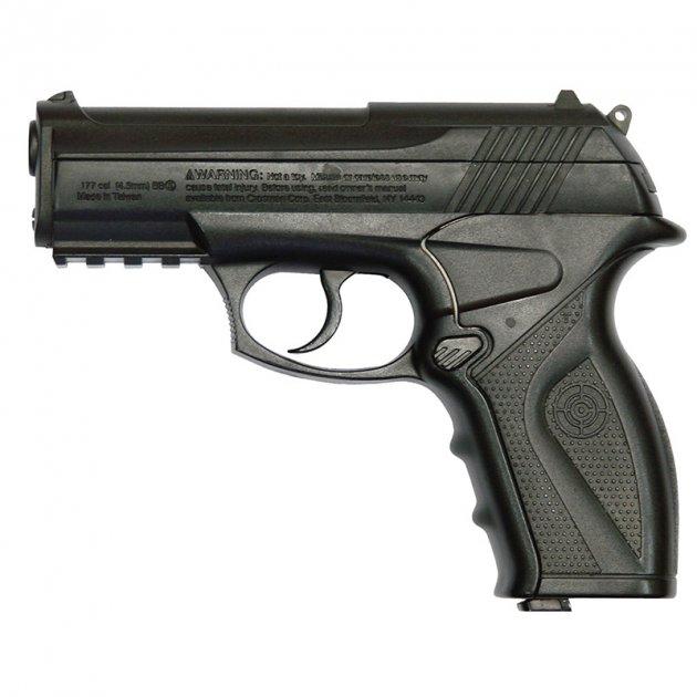 Пістолет пневматичний Crosman C11 (4.5 mm) - зображення 1