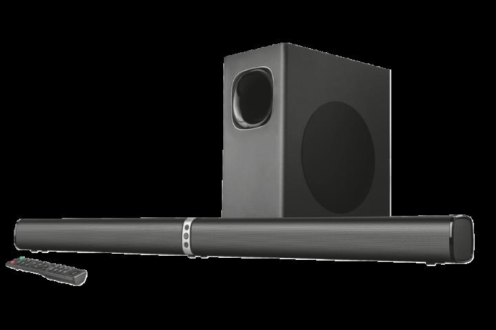 Trust Lino XL 2.1 Detachable All-round Soundbar with subwoofer with Bluetooth(23032) - зображення 1
