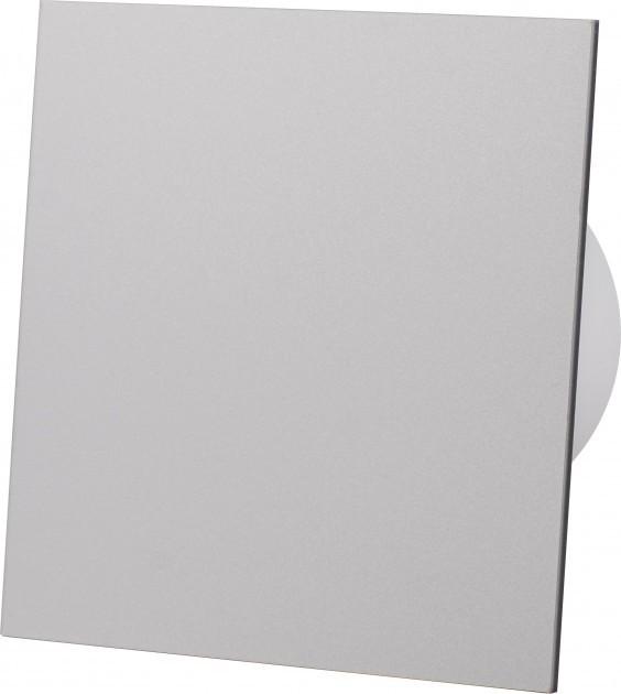 Вытяжной вентилятор AirRoxy dRim 100 S BB Серый - изображение 1