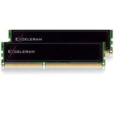 Модуль пам'яті для комп'ютера DDR3 8GB (2x4GB) 1600 MHz Black Sark eXceleram (E30173A) Тип пам'яті - - зображення 1