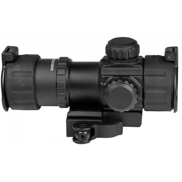Коліматорний приціл Leapers SCP-DS3039W, закритий - зображення 1