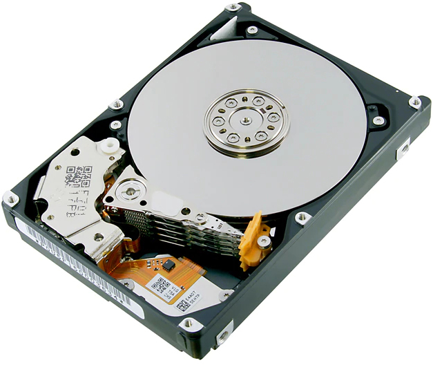 Жорсткий диск Toshiba Enterprise Performance 1.2TB 10500rpm 128MB AL15SEB120N 2.5 SAS - зображення 1