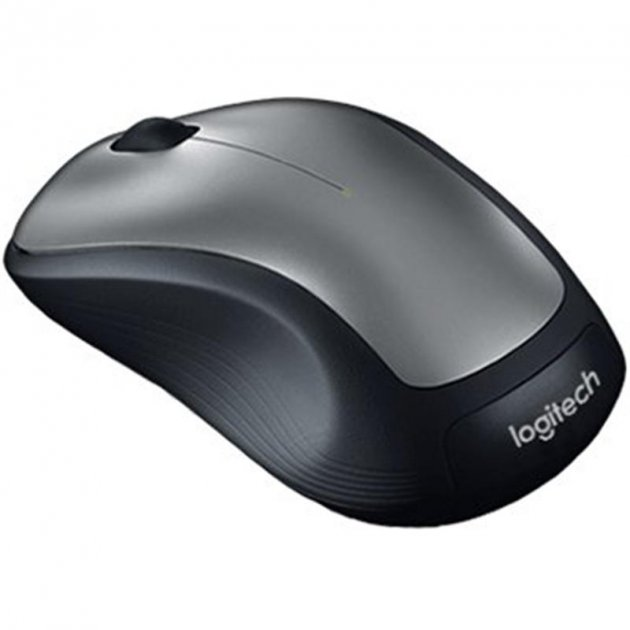 Миша бездротова Logitech M310 (910-003986) Silver USB - зображення 1