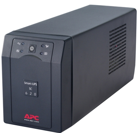 APC Smart-UPS SC 620VA (SC620I) - зображення 1