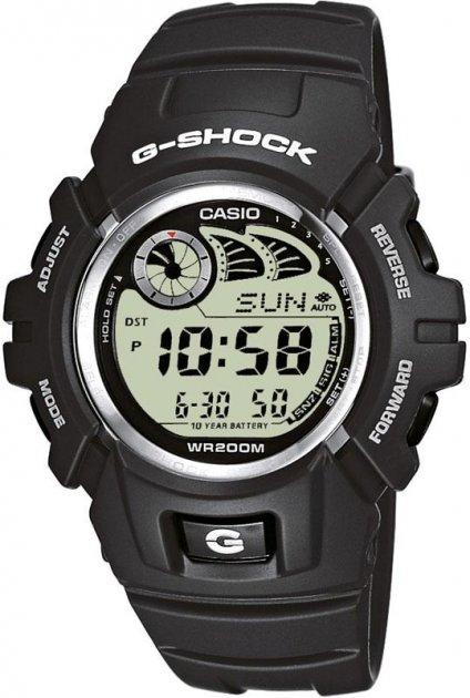 Чоловічий годинник CASIO G-2900F-8VER - зображення 1