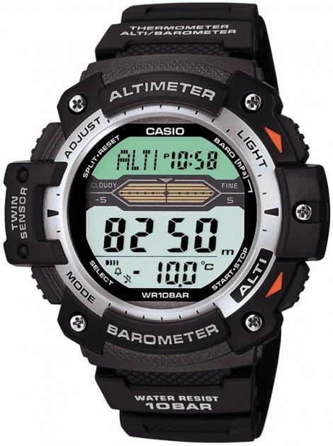 Чоловічий годинник CASIO SGW-300H-1AVER - зображення 1
