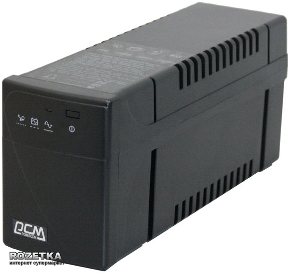 Powercom BNT-600AP USB - зображення 1