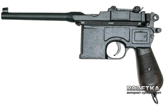 Макет пістолета Mauser C-96 7,63 1898 (1024) - зображення 1
