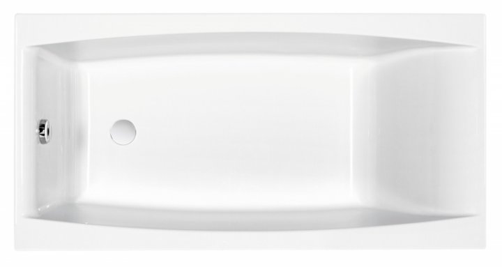 Ванна акриловая CERSANIT VIRGO 170 + ножки PW04/PW01/S906-001/PW011/РW1000006 - изображение 1