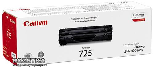 Картридж Canon 725 (3484B002) - зображення 1