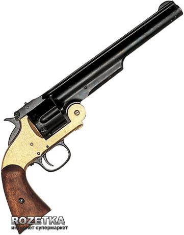 Макет револьвера системи Сміта-Вессона, США 1869 рік, Denix (1008L) - зображення 1