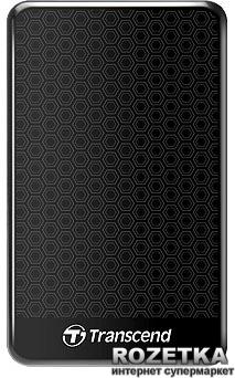 Жесткий диск Transcend StoreJet 25A3 1TB TS1TSJ25A3K 2.5 USB 3.0 External - изображение 1