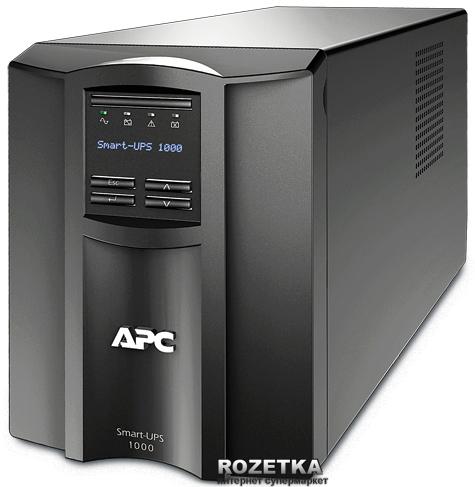 APC Smart-UPS 1000VA LCD 230V (SMT1000I) - изображение 1
