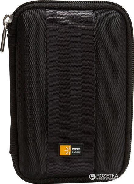 """Чохол для зовнішніх HDD 2.5"""" Case Logic QHDC101K Black (3201253) - зображення 1"""