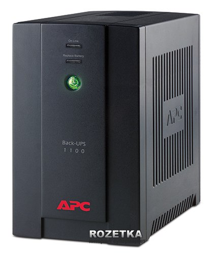 APC Back-UPS 1100VA (BX1100CI-RS) - зображення 1