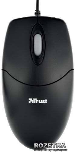 Миша Trust Optical USB Black (TR16591) - зображення 1