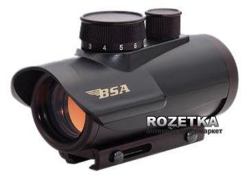 Коліматорний приціл BSA Red Dot RD30 (21920207) - зображення 1