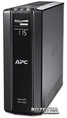 APC Back-UPS Pro 1200VA CIS (BR1200G-RS) - зображення 1