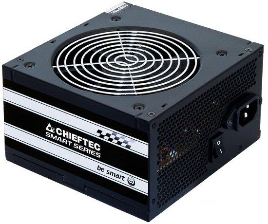 Chieftec GPS-500A8 500W - зображення 1