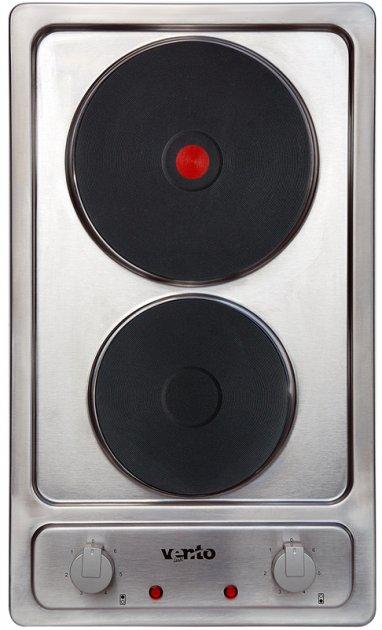 Варочная поверхность электрическая Domino VENTOLUX HE302 (INOX) 2 - изображение 1