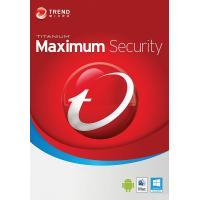 Антивирус Trend Micro Maximum Security 2019 3ПК, 12 month(s), Multi Lang, Lic, New (TI10974263) - изображение 1