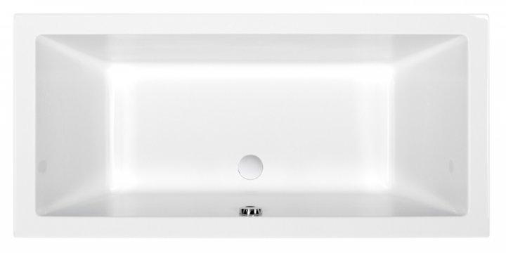 Ванна акриловая CERSANIT INTRO 170 + ножки PW04/PW01/S906-001/PW011 - изображение 1