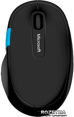 Миша Microsoft Sculpt Comfort Bluetooth Black (H3S-00002) - зображення 1