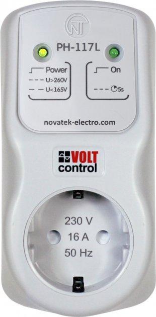 Автомат защиты VOLT CONTROL РН-117 - изображение 1