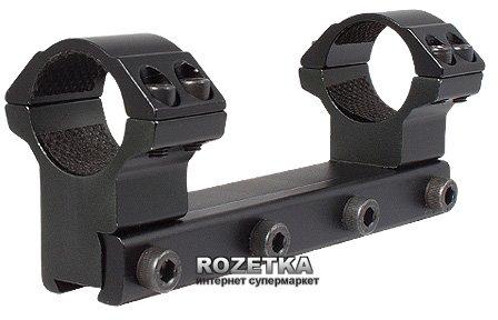Кріплення (моноблок) для прицілу Hawke Matchmount 9-11 mm 30 mm High (920807) - зображення 1