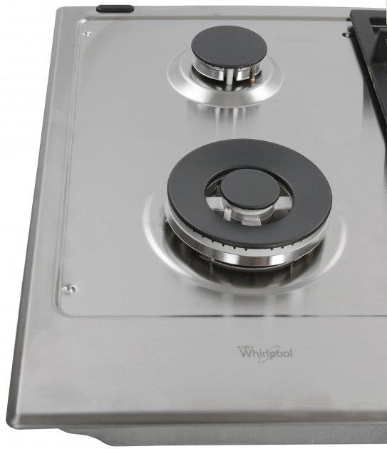 Варочная поверхность газовая WHIRLPOOL GMA 6422/IX