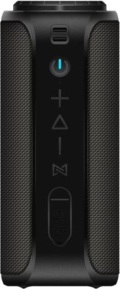 Акустическая система 2E SoundXTube TWS, MP3, Wireless, Waterproof Black (2E-BSSXTWBK) - изображение 1