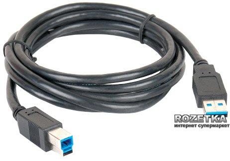 Кабель Gemix USB 3.0 АM - BM 1.8 м (GC 1618) - зображення 1