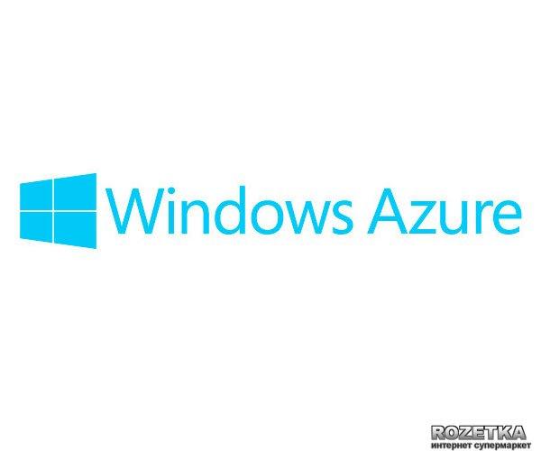 Офісний додаток Microsoft Azure Subscriptions Services Open Shared Server Single Subscriptions Volume License OPEN No Level Annual Qualified (5S2-00003) - зображення 1