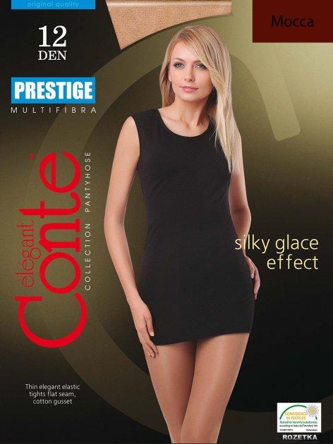 Колготки Conte Prestige 12 Den 4 р Mocca -4810226013441 - изображение 1