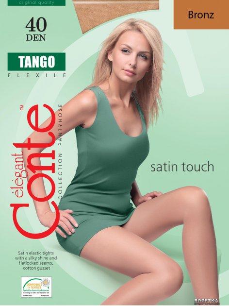 Колготки Conte Tango 40 Den 3 р Bronz -4810226005378 - изображение 1