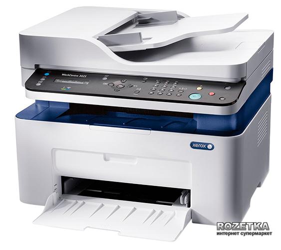 Xerox WorkCentre 3025NI Wi-Fi, fax, ADF (3025V_NI) - изображение 1