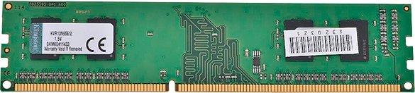 Оперативна пам'ять Kingston DDR3-1333 2048MB PC3-10600 (KVR13N9S6/2) - зображення 1