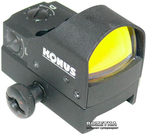 Коліматорний приціл Konus Sight-Pro Fission 2.0 (7245) - зображення 1