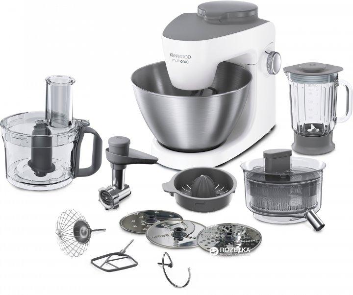 Кухонная машина KENWOOD MultiOne KHH326WH - изображение 1