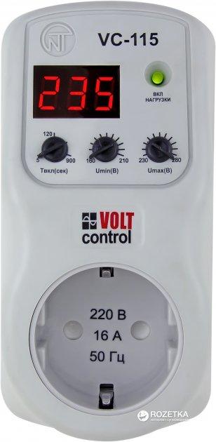 Автомат защиты VOLT CONTROL VC-115 - изображение 1